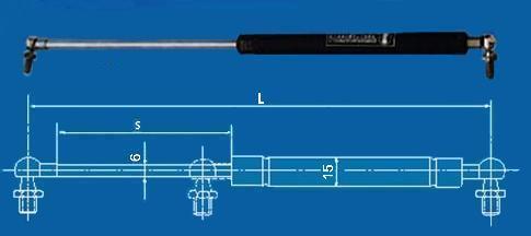 QD13系列气弹簧